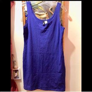 ROYAL BLUE TUNIC/DRESS 💙💙💙